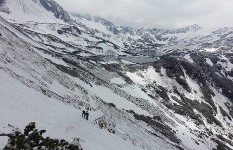 Apel do turystów odwiedzających Tatry