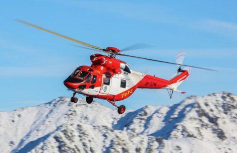 Akcja TOPR na Rysach, turyści utknęli pod szczytem