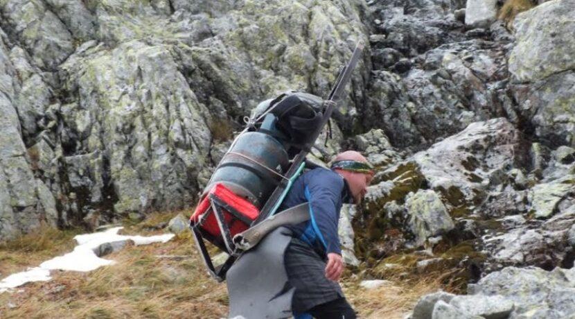 Tatrzańscy tragarze – potrafią wnieść w góry nawet 200 kg!