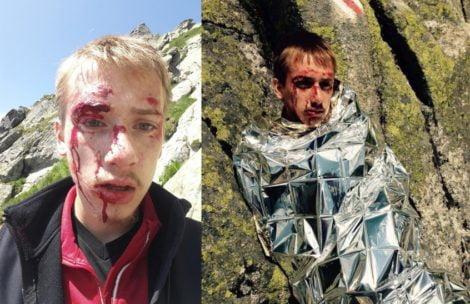 """O włos od tragedii w Tatrach. """"Nie śpieszcie się, uważajcie w górach!"""""""
