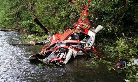 Katastrofa śmigłowca w Słowackim Raju – to oni zginęli
