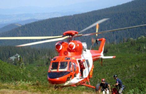 Seria wypadków w Tatrach. Ratownicy mają dziś dużo pracy