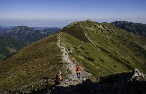 Bieg Granią Tatr już w sobotę!
