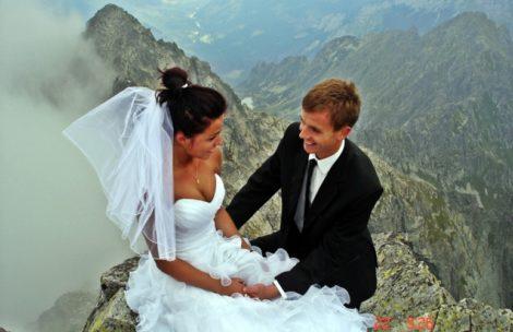 Ślubnie na Rysach (ZDJĘCIA)