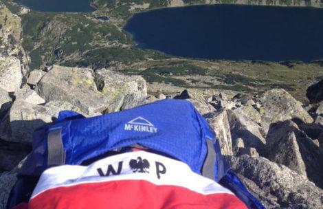 """Patriotycznie w Tatrach: godzina """"W"""" na Kozim Wierchu"""
