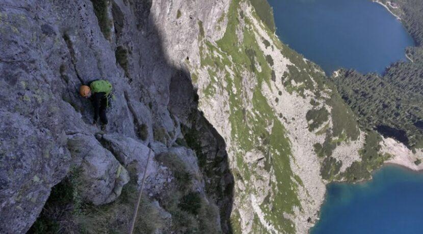 Wspinaczka na Kazalnicy – niesamowite zdjęcia