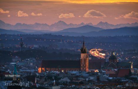 Tatry z Krakowa – zobacz niesamowite (i prawdziwe!) zdjęcia
