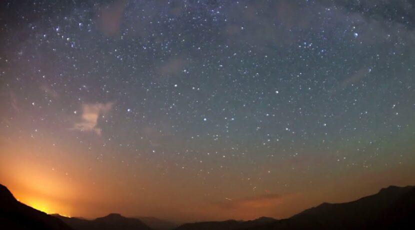 Noc Perseidów w Tatrach (12.08.2015) – bajkowy timelapse