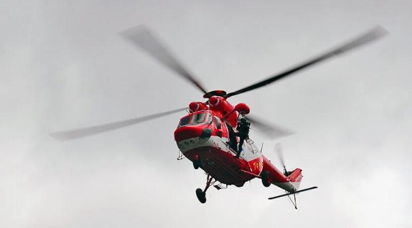 Wypadek podczas wspinaczki. Trwa akcja ratunkowa TOPR