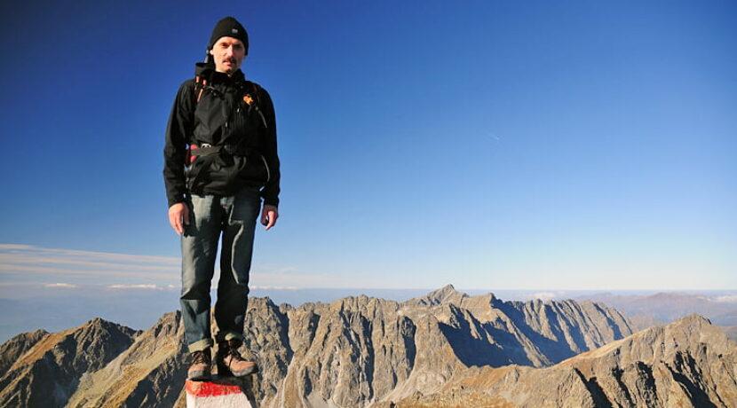 Pomoc dla miłośnika gór – zbieramy pieniądze na leczenie Wojtka Nowaka