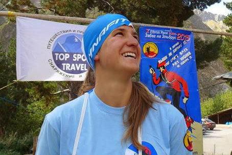 Anna Figura z Zakopanego wygrywa Elbrus Race wśród kobiet!