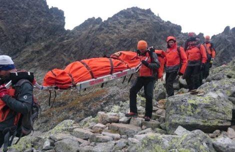 Tragedia w Tatrach, nie żyją dwie turystki