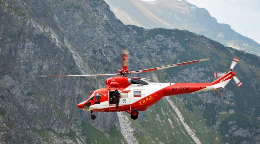 Kolejna tragedia w Tatrach. Śmiertelny wypadek na Orlej Perci