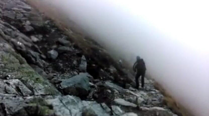 Dzisiejszy halny w Tatrach – film z Zawratu
