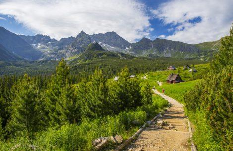 Dolina Gąsienicowa wśród najpiękniejszych dolin Europy!