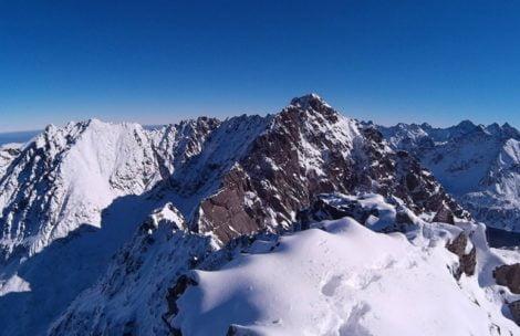 Piękny weekend w Tatrach. Zobacz aktualne zdjęcia z Orlej Perci (i nie tylko)