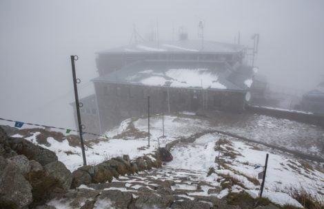 Koniec lata? W tym tygodniu w Tatrach spadnie śnieg