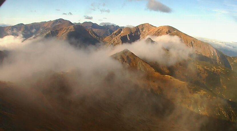 W Tatrach znów słonecznie, po śniegu niemal nie ma śladu