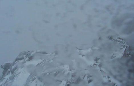 W Tatrach sypie śnieg! To już chyba początek zimy