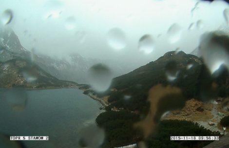 Wichura w Tatrach, TPN odradza jakiekolwiek wycieczki!