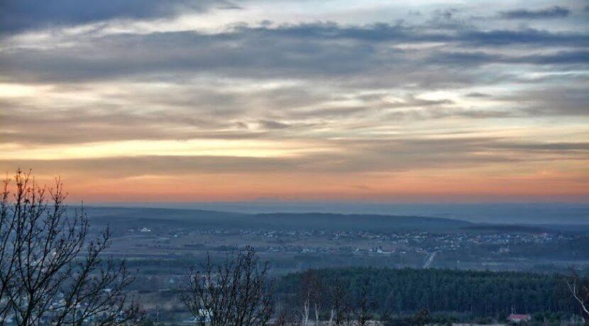 Tatry widziane z okolic Kielc! 180 km w linii prostej
