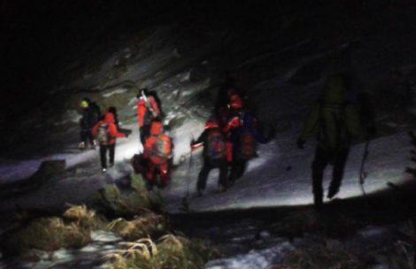 Dwunasty śmiertelny wypadek w Tatrach. 22-latek zginął na Słowacji