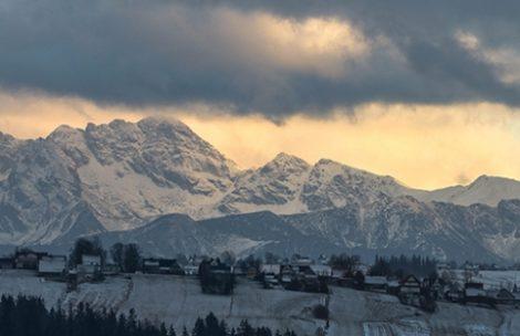 Panorama Tatr w bardzo wysokiej rozdzielczości – robi wrażenie!