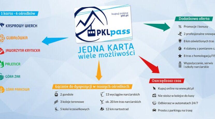 Nowość dla narciarzy od PKL – rusza program PKLpass