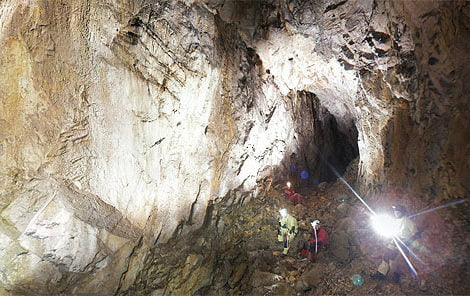 Tragiczna śmierć w tatrzańskiej jaskini