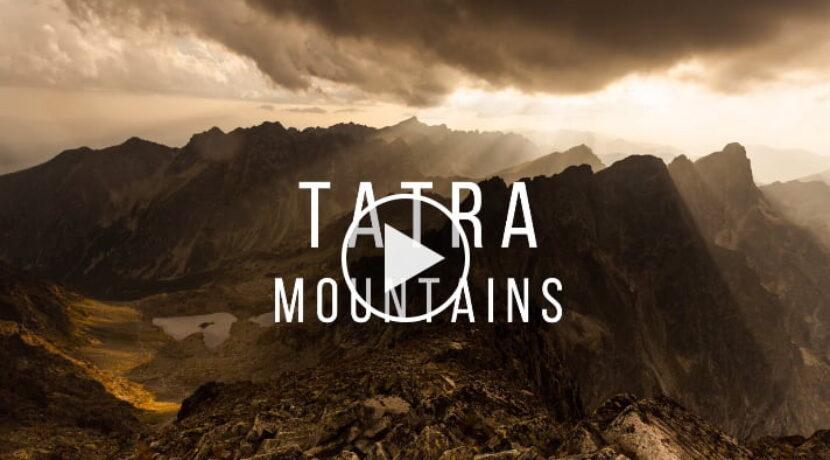 10 lat fotografowania Tatr zamknięte w 2 minutach (POKAZ ZDJĘĆ)