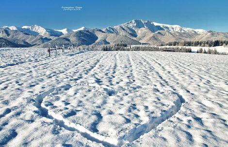 """Pełnia zimy na """"majówkę"""". Tak wyglądają teraz Tatry (ZDJĘCIA)"""