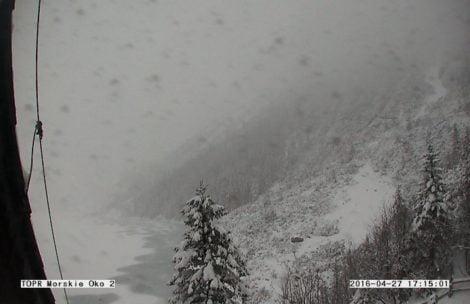 Uwaga! Trzeci stopień zagrożenia lawinowego w Tatrach