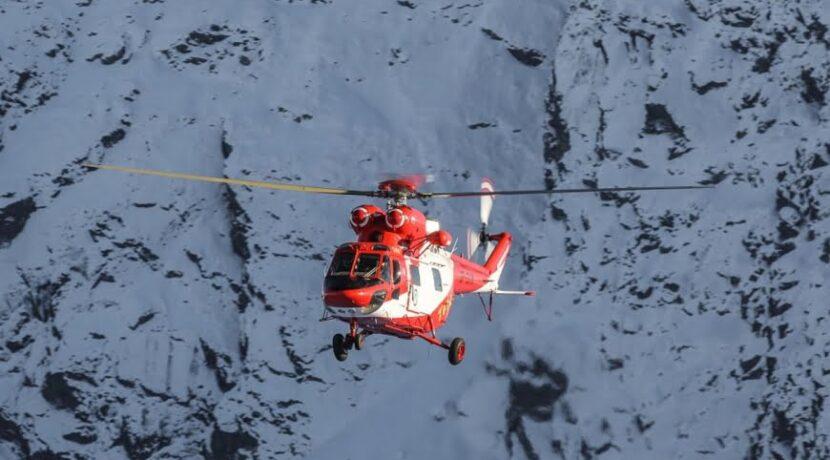 Tatry: Akcja ratunkowa na Orlej Perci