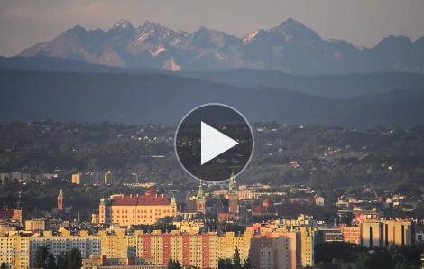 Widok na Tatry z Krakowa – film dla wszystkich niedowiarków