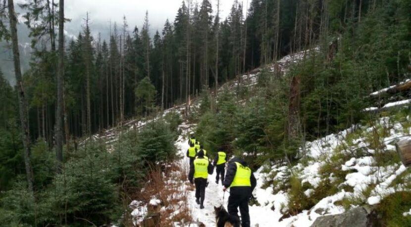 Znaleziony w Tatrach turysta to najprawdopodobniej zaginiony Michał