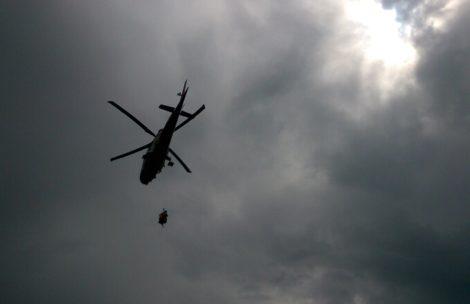 Śmiertelny wypadek w Tatrach. Piorun zabił turystę