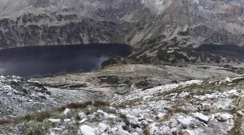 W Tatrach spadł śnieg! Uwaga na trudne warunki!