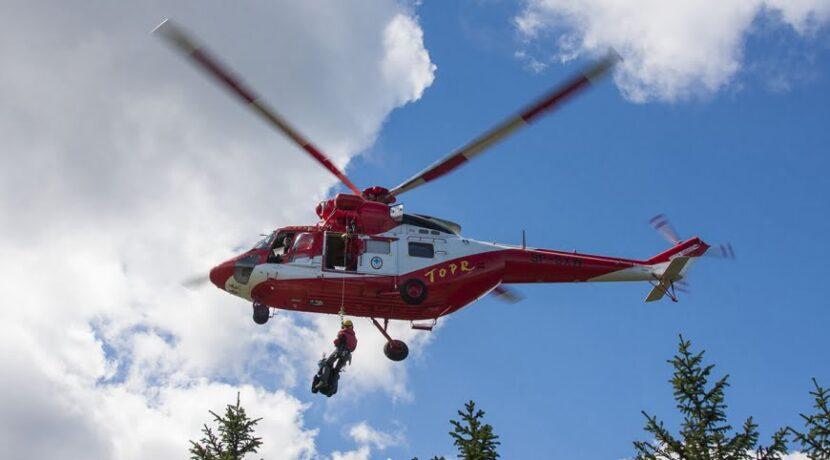 Doskonała postawa turystów w Tatrach – uratowali życie poszkodowanym