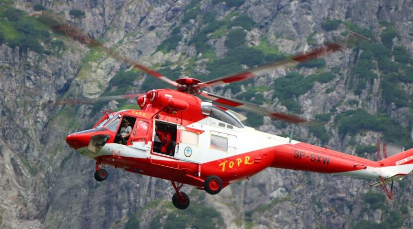 Groźny wypadek w rejonie Orlej Perci. Akcja ratunkowa TOPR