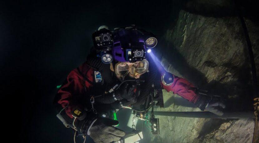 Ratownik TOPR odkrył najgłębszą podwodną jaskinię na świecie!