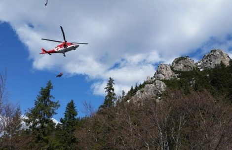 Polak zaginął w Tatrach Słowackich. Trwa akcja poszukiwawcza