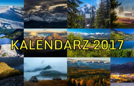 Kalendarz Tatromaniaka 2017 – projekt i zamówienia