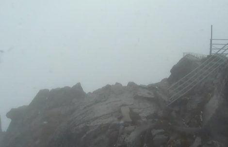 Wysoko w Tatrach sypie śnieg