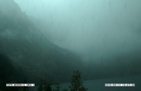 Od lata do zimy w ciągu tygodnia. Ujemne temperatury i śnieg w Tatrach
