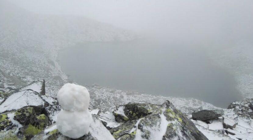 Idzie zmiana pogody. Prawie metr śniegu w Tatrach!
