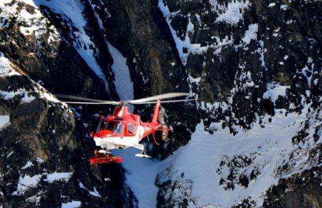 Śmiertelny wypadek lawinowy na Słowacji. Nie żyje zasypany skialpinista