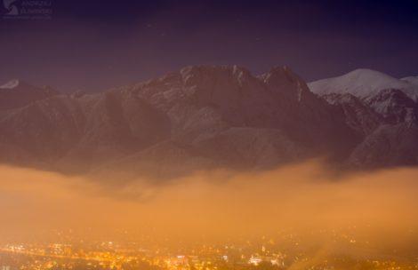 Smog w Zakopanem. Normy przekroczone pięciokrotnie!