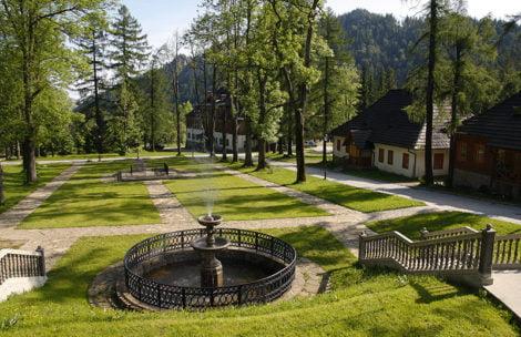 W Kuźnicach powstaną wodopoje dla turystów