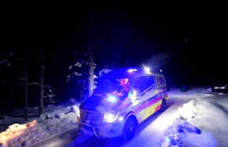 Dramatyczna akcja GOPR. Ratownicy uratowali mężczyznę, był w głębokiej hipotermii