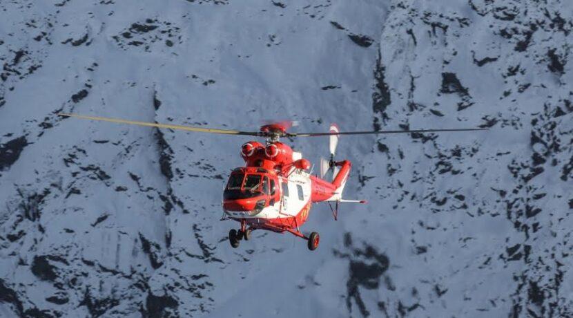 Akcja ratunkowa TOPR. Turysta spadł do Żlebu pod Krzyżnem